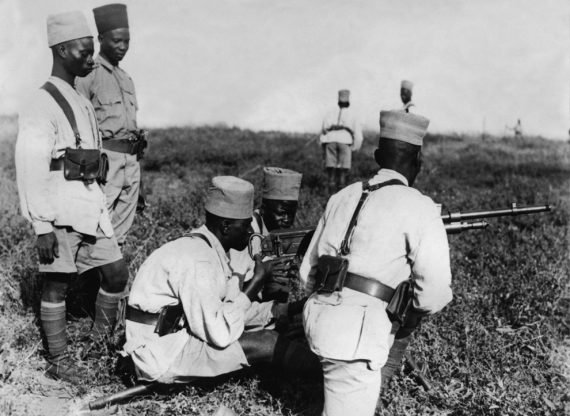 tirailleurs sénégalais